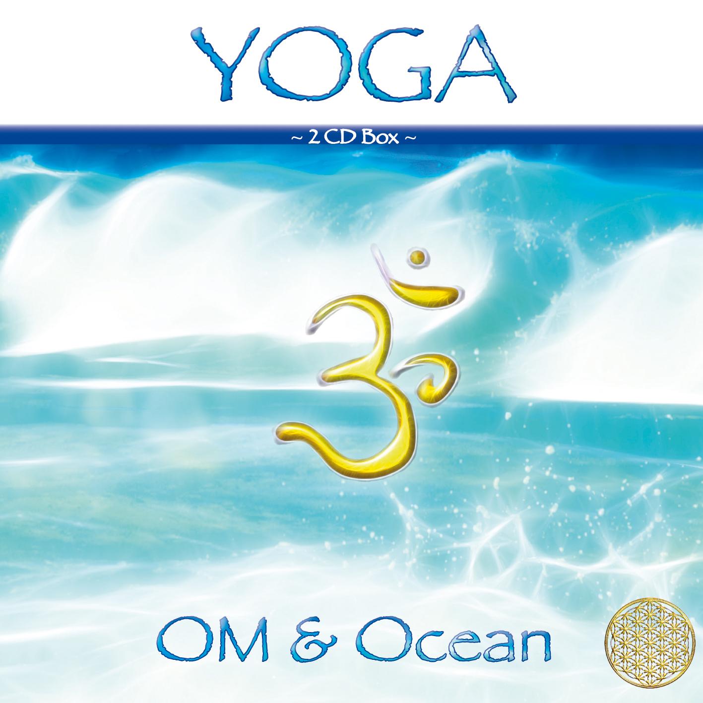 yoga om ocean box mit 2 cds von sayama amra verlag. Black Bedroom Furniture Sets. Home Design Ideas